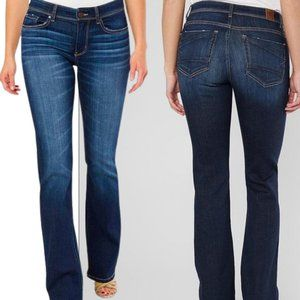 BKE Denim Payton Boot Cut Dark Wash Denim Jeans